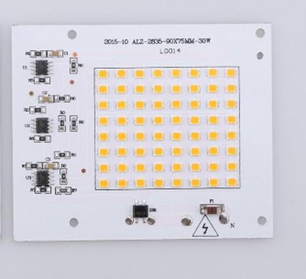 Smart IC SMD LED 30w 2700K Світлодіод 30w Світлодіодна збірка 2750Lm + Драйвер