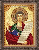Набор для вышивки бисером именной иконы  «Святой Роман»