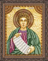 Набор для вышивки бисером именной иконы  «Святой Филипп»