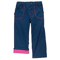 Детские утепленные брюки для девочки. 3 года