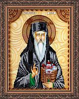Набор для вышивки бисером именной иконы  «Святой Дионисий (Денис)»