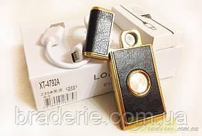 Зажигалка подарочная USB Cigna 4792A, фото 2
