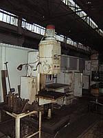 Станок вертикально-сверлильный мод. 2Н135