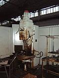 Верстат вертикально-свердлильний мод. 2Н135, відключений, фото 2