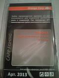 Трубка термоусадочная прозрачная 1,5 мм, фото 2