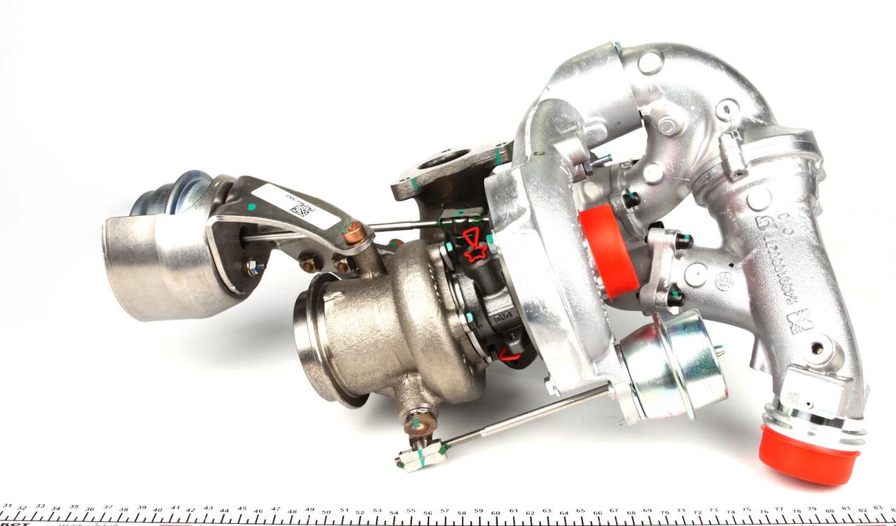 """Турбина мерседес Спринтер 313 - 516 / Mercedes OM651 / W212 2.2CDI c 2009 (Biturbo) - """"Авто-линия"""" в Хмельницкой области"""