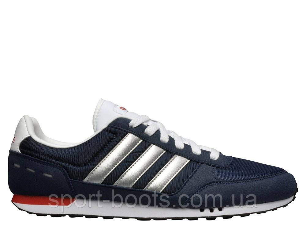 ed41405cb645 Оригинальные мужские кроссовки Adidas Neo City Racer - Sport-Boots - Только  оригинальные товары в