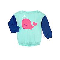 Детский свитер для девочки  4, 5 лет