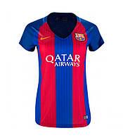 Женская футболка Барселоны (домашняя) сезона 2016-2017, фото 1