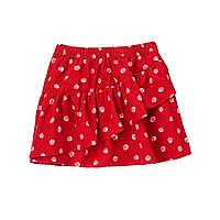 Детская вельветовая юбка. 5-6 лет
