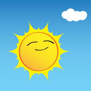 Солнце