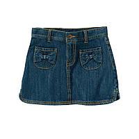 Детская джинсовая юбка. 4 года