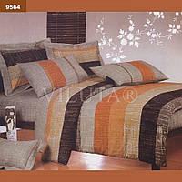 Комплект постельного белья Вилюта Ранфорс Евро 9564