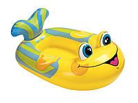 Лодка надувная Рыбка для малышей, INTEX 59380