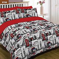Комплект постельного белья Вилюта Ранфорс Евро размер 9788