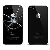 Задняя крышка-стекло для iPhone 4