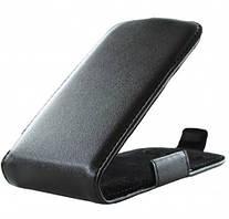 Чехол-флип на телефон Samsung S7582, i8580, i9060 черный