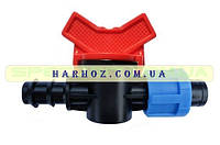 Кран редукционный для многолетней трубки и ленты Santehplast (Сантехпласт) SL-011-6