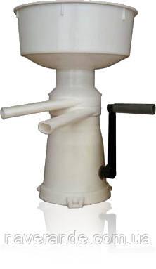 Сепаратор для молока ручной РЗ-ОПС