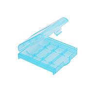 Коробка пластиковая для аккумуляторов AA и AAA, фото 1