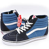 Vans Classic old skool  Original Blue Gray р.(43, 44)