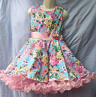 Выпускное нарядное платье р.128-140