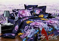 Семейный комплект постельного белья XHY390