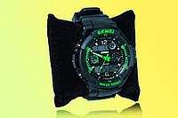 Спортивные часы Skmei S-SHOCK 0931 (green)