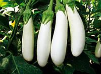 Семена баклажана Моби Дик F1 (белый), ранний 60 - 65дней, плод 300грамм, 1000шт