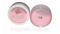 Цветной акрил Kodi Professional для лепки L-02 , 4.5 гр