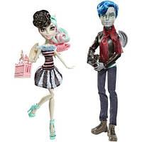 Рошель Гойл и Гарротт дю Рок (Rochelle Goyle, Garrott du Roque) серии Любовь в Скариже, Monster High