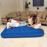 Двуспальный надувной матрас BestWay 67003