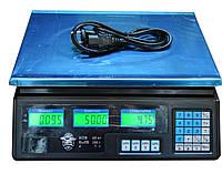 Весы торговые ACS-40 кг, фото 1