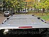 Поперечины под рейлинги аэродинамические на  Volkswagen Transporter T4
