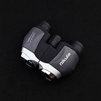 Бинокль Nikula 10-30x25, zoom, легкий вес, компактный, +чехол в комплекте