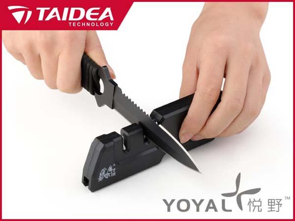 Карманная точилка для ножей Taidea T1055TDC