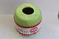 Пряжа хлопок макси мадам трикот для ручного вязания