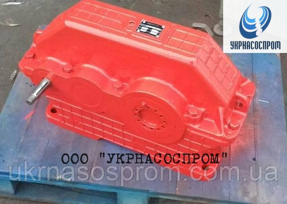 Редуктор 1Ц2У-200-12,5
