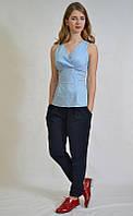 Стильные женские брюки 7/8 Perzoni Турция, фото 1