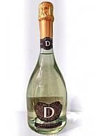 Вино игристое Данза Гранд Десерт бел п/сл 0,75л Danza Grand Dessert