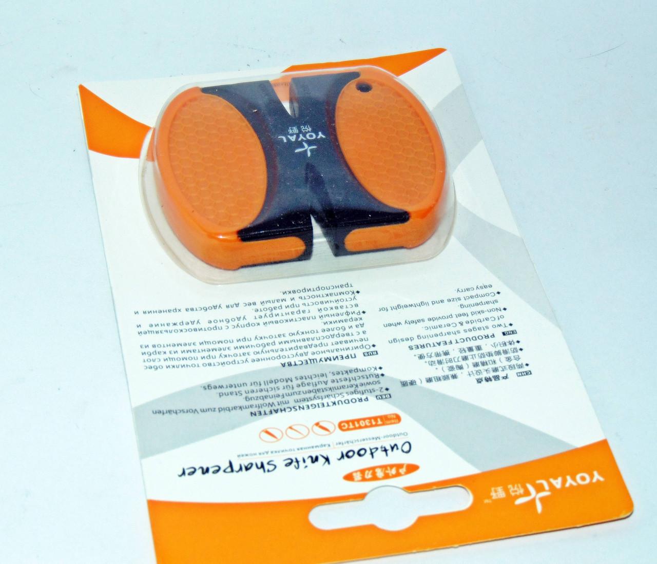 Карманная точилка для ножей Taidea T1301TC
