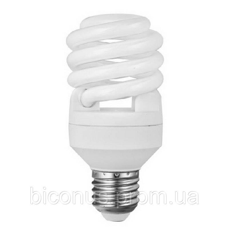 Энергосберегающая лампа  Power Spiral   SL-715 (20W) 2700K  E27  SVOYA