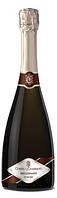 Вино игристое Конте ди Кампиано Милизимато Экстра Драй бел сух 0,75л Conte de Campiano Millesimato extra dry