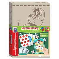Дидактический материал с магнитами Математика VT3701-03(рус) VT3701-07 (укр)
