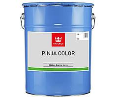 Водорастворимая морилка-антисептик для дерева Tikkurila Pinjaсolor HB (Пиньяколор) 18л