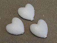 Сердце из пенопласта 6см