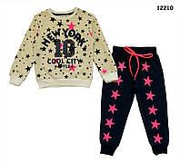 Спортивный костюм New York для девочки. 3-4; 5-6; 6-7 лет