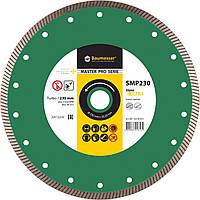 Круг алмазный 1A1R Turbo Baumesser Stein Ultra PRO 230 мм - ультра-тонкий диск для резки гранита