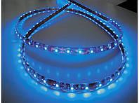 Лента светодиодная (LED) 3528-60-20B Luxel зеленая 24W (5м)