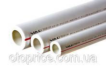 Полипропиленовая белая труба Valtec